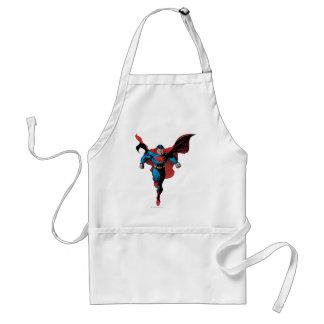 Looking Forward - Comic Style Adult Apron