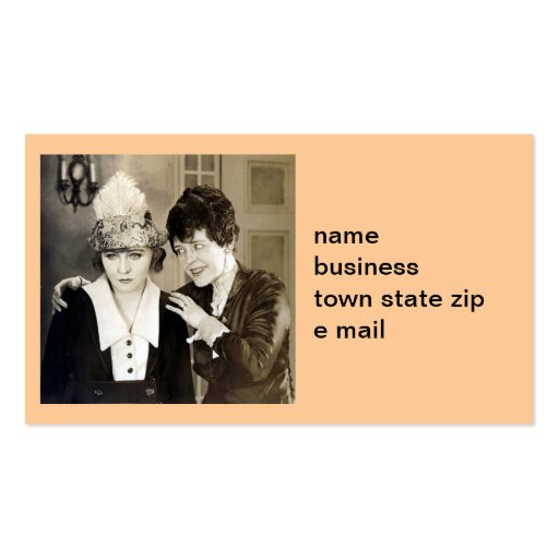 Looking Forward to the Dentist Double-Sided Standard Business Cards (Pack Of 100)