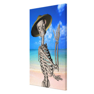 Looking forward to the Summer Canvas Print