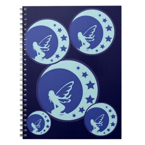 Looking  from the Moon Notebook