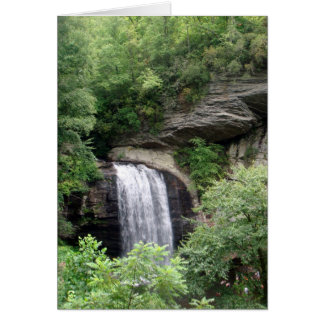 Looking Glass Falls Card