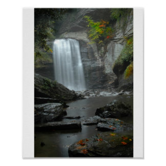 Looking Glass Falls Posters