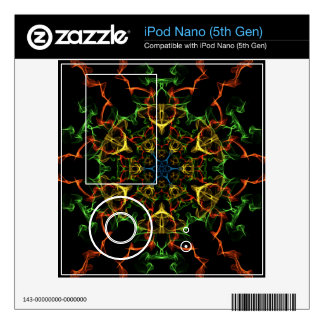 Looking Glass iPod Nano Decal
