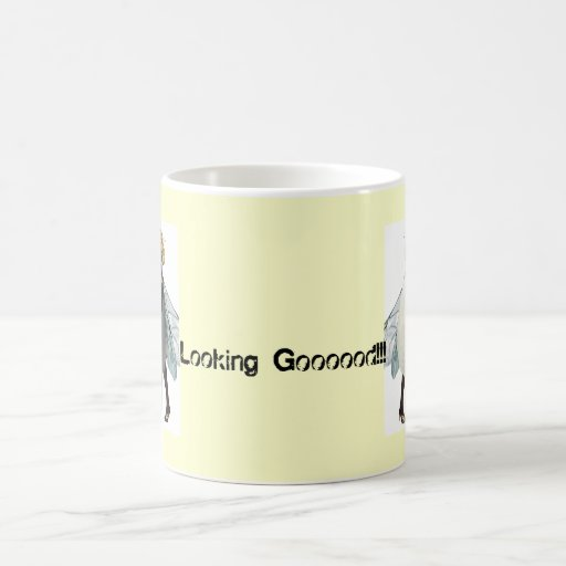 Looking Gooood! Magic Mug