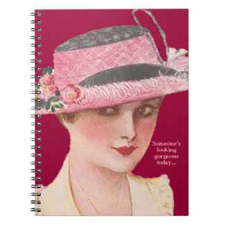 Looking Gorgeous Notebook
