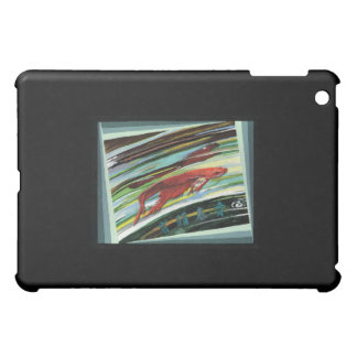 Looking Into A Fishbowl iPad Mini Covers