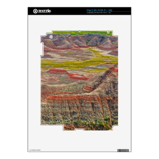 """""""Looking into the badlands"""" collection iPad 2 Decal"""