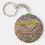 """""""Looking into the badlands"""" collection Key Chain"""
