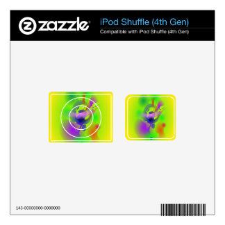 Looking into the Pond Skin For iPod Shuffle 4G