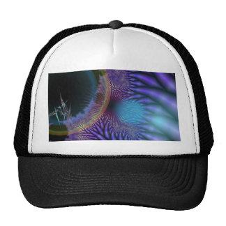 Looking Inward - Amethyst & Azure Mystery Hat
