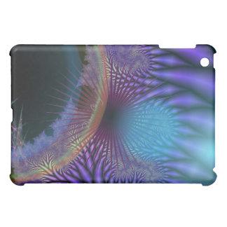 Looking Inward - Amethyst & Azure Mystery iPad Mini Case