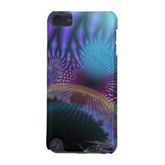 Looking Inward - Amethyst & Azure Mystery iPod Touch (5th Generation) Case