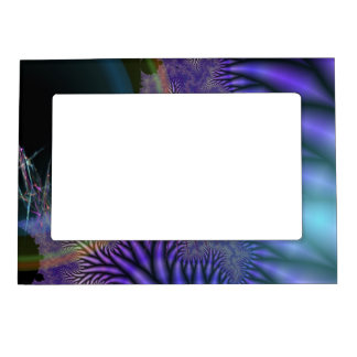 Looking Inward - Amethyst & Azure Mystery Magnetic Photo Frame