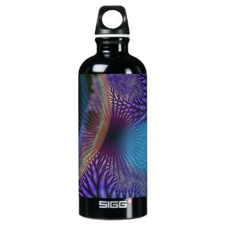 Looking Inward - Amethyst & Azure Mystery SIGG Traveler 0.6L Water Bottle