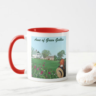 Looking on with Love, Anne of Green Gables Mug
