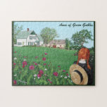 """Looking on with Love - Anne of Green Gables, PEI Jigsaw Puzzle<br><div class=""""desc"""">This puzzle is designed based off my Original Artwork.</div>"""