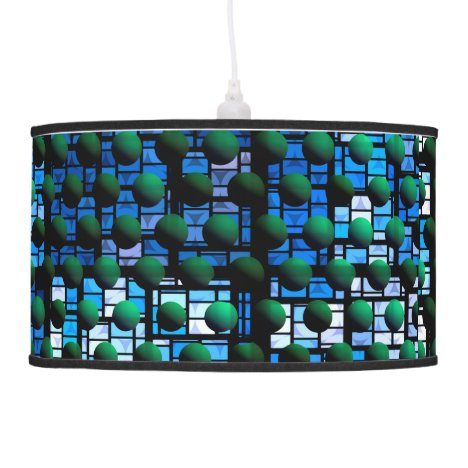 Looking out at Night, Abstract Venture Adventure Ceiling Lamp