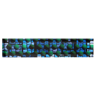 Looking out at Night, Abstract Venture Adventure Desk Nameplates