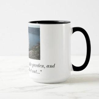 Looking Out Mug