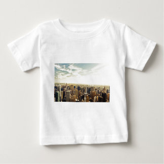 Looking Out Over the New York City Skyline Shirt