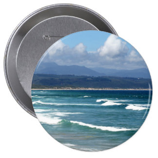 Looking over a beautiful South African Beach Buttons