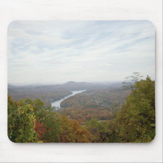 Looking Over Chimney Rock Mouse Pad