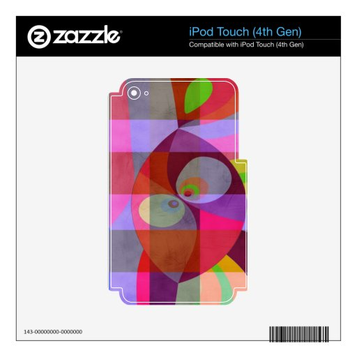 Looking Skins For iPod Touch 4G