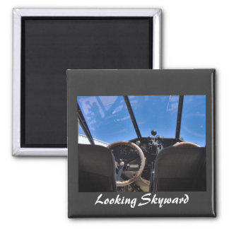 Looking Skyward Magnet