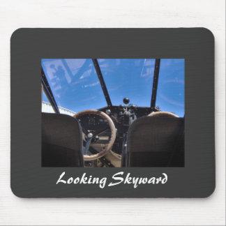 Looking Skyward Mousepad
