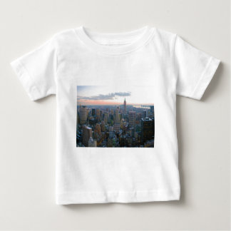 Looking South from Top of the Rock New York City Tee Shirt