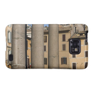 Looking through columns of the Pantheon with Samsung Galaxy SII Cases