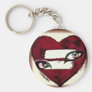 Looking Through The Eyes of a Lesbian Keychain