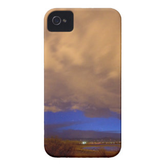 Looking Through The Storm iPhone 4 Cover