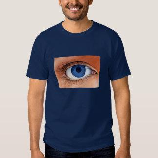 Looking through you shirt