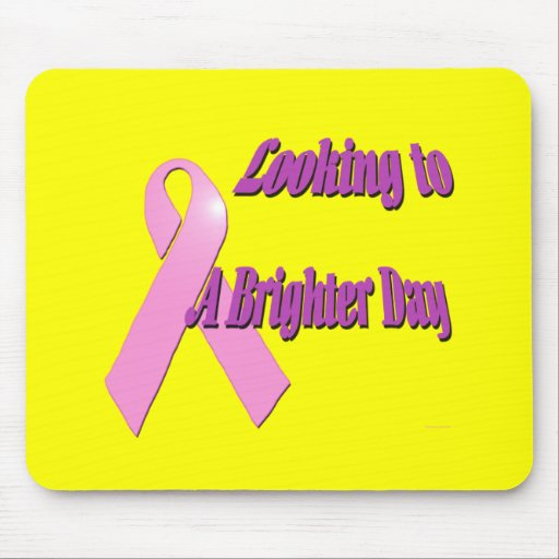 Looking To A Brighter Day Mousepad