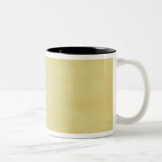 Looking towards Arkona at sunrise, 1801 Two-Tone Coffee Mug