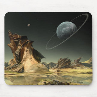 Looking Towards Home Mousepad