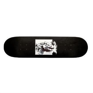 Looking Towards the Future Skateboard Deck