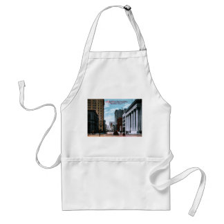 Looking up California Adult Apron