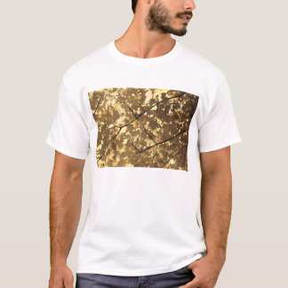 looking up leaves T-Shirt