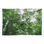 Looking Up to Summer Trees Kitchen Towel