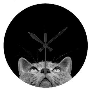 Looking up - Wall Clock