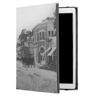 "Looking West On Flagler Street iPad Pro 12.9"" Case"