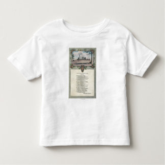 Lookout Mountain, Colorado Toddler T-shirt