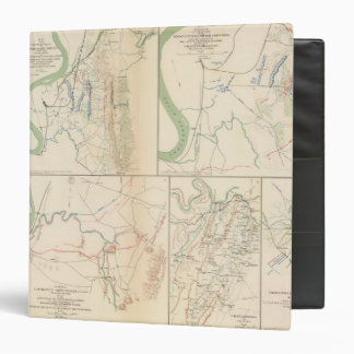 Lookout Mountain, Tennessee 3 Ring Binder