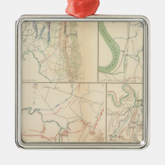 Lookout Mountain, Tennessee Christmas Tree Ornaments
