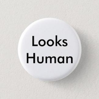 Looks Human button