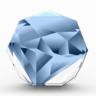 Looks like a gem acrylic award