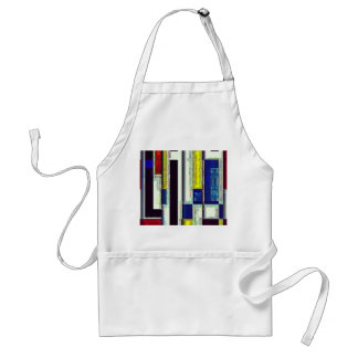 Looks like Art to me! Adult Apron