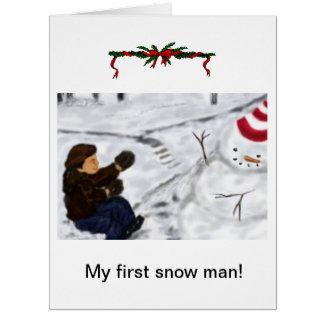 Looks like Christmas to me Card